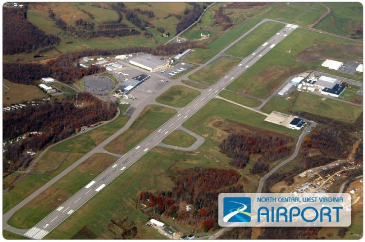 North Central West Virgina Airport Boasts Over